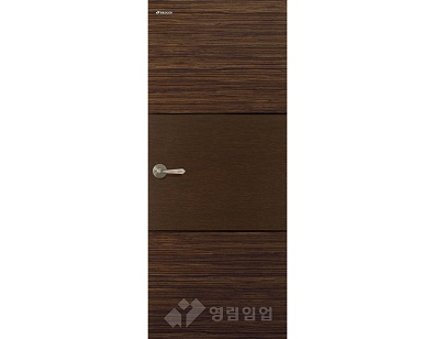 Cửa Nhựa ABS YoungLim 16B Brown Zebra